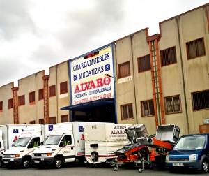 Mudanzas Alvaro - Nosotros Vizcaya