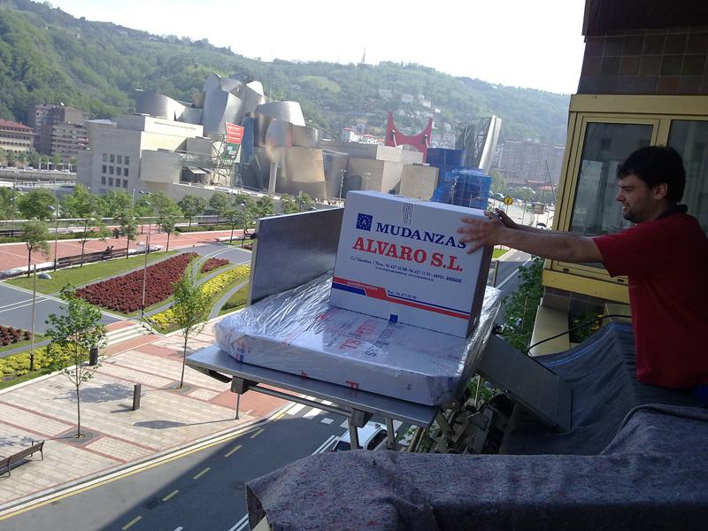 Empresas de mudanzas en Bilbao