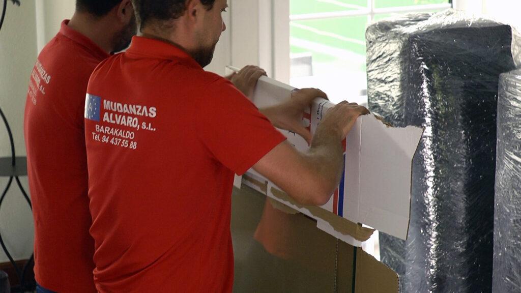 Empresa de mudanzas en Ondarroa - Mudanzas Álvaro