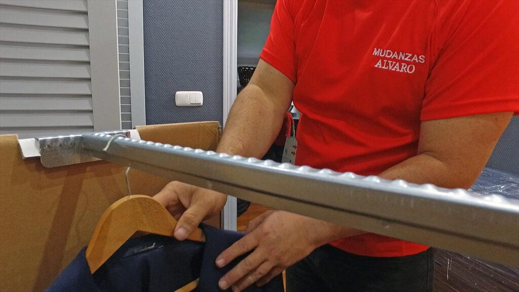 Mudanzas Alvaro le realiza recomendaciones para realizar el correcto embalaje para una mudanza